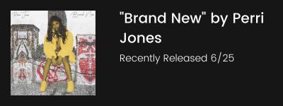 Brand New by Perri Jones
